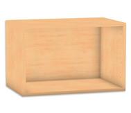 Flexeo Aufsatzregal, HxB: 41,4 x 64,1 cm