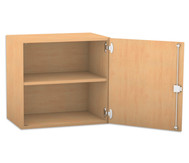 Flexeo Aufsatzschrank, 1 Fachboden HxB: 60,6 x 64,1 cm