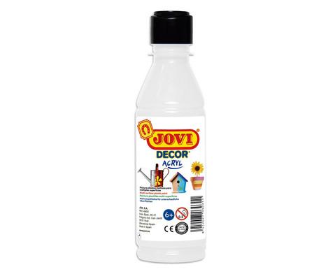 JoviDecor Acryl- Mehrzweckfarbe 250 ml-2