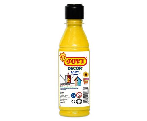JoviDecor Acryl- Mehrzweckfarbe 250 ml-13