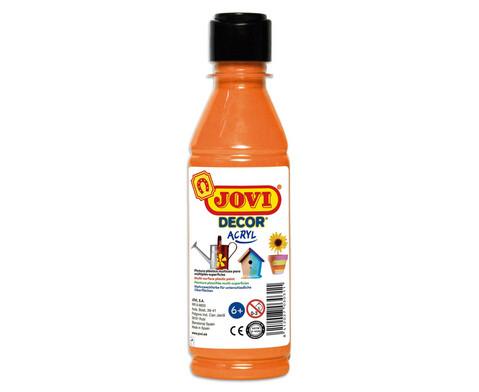 JoviDecor Acryl- Mehrzweckfarbe 250 ml-3