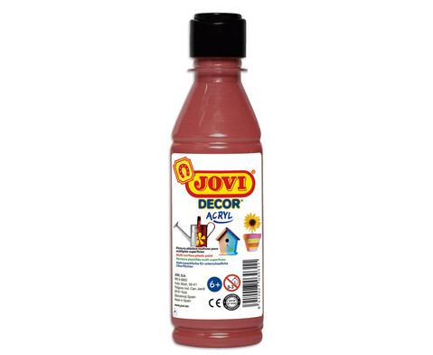 JoviDecor Acryl- Mehrzweckfarbe 250 ml-4