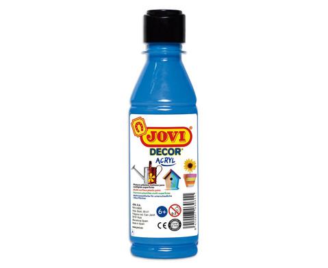 JoviDecor Acryl- Mehrzweckfarbe 250 ml-9
