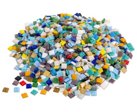 Bunte Mosaik-Glassteine 1 kg-9