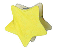 Papier-Mini-Lampenschirme Stern, 10 Stück