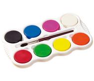 Große Farbpalette für 8 Farben