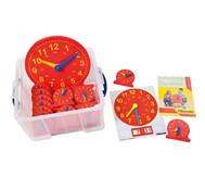 Großes Klassen-Set Uhren