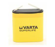Varta Superlife Flachbatterie