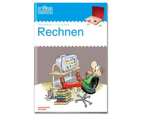 LUEK Rechnen fuer 5- 6 Klasse