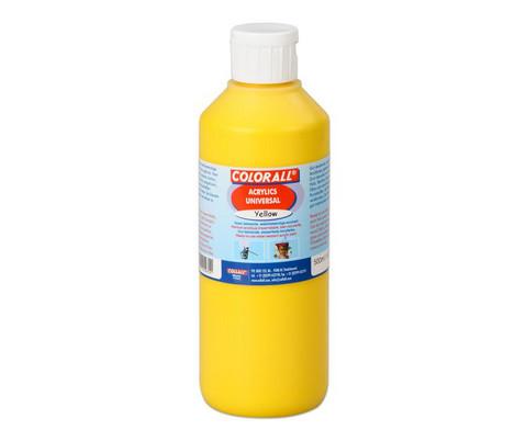 Acrylfarbe Einzelfarben je 500 ml-2