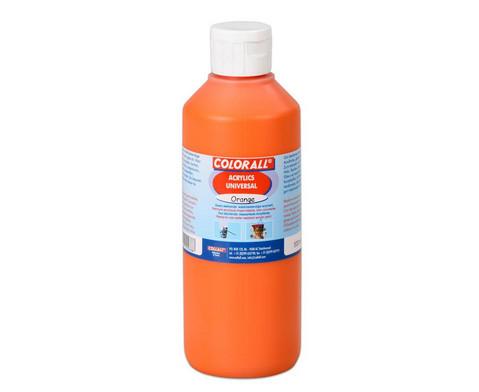 Acrylfarbe Einzelfarben je 500 ml-8