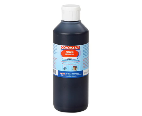 Acrylfarbe Einzelfarben je 500 ml-5
