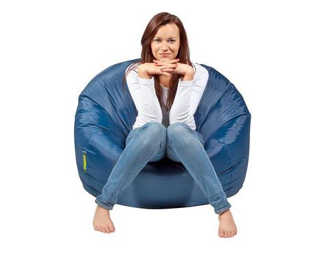 Indoor Sitzsack Bulli