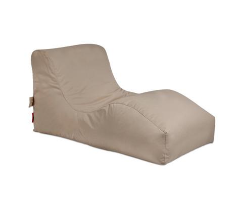 Outdoor Sitzsack Oko Masse HxBxT 65x125x70 cm