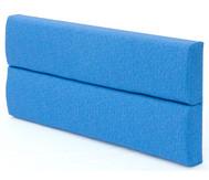 2er Wandpaneele breit, Einzelelement