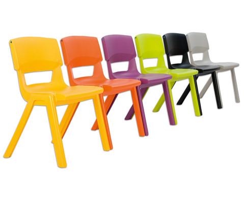 Kinderstuhl Postura Plus Sitzhoehe 43 cm