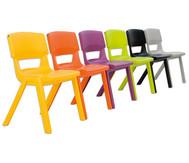 Kinderstuhl Postura® Plus, Sitzhöhe: 43 cm