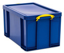 Really Useful Aufbewahrungsbox 84 l blau-1