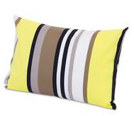Kissenhülle Yellow Stripes, 40 x 60cm