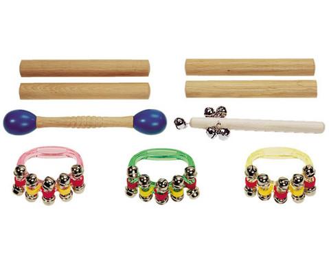 Rhythmik-Tasche mit 26 Einzelinstrumenten-2