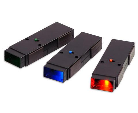 Betzold LED-Strahler 3er Satz rot gruen blau