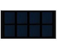 Solarzelle 380 Milliampere