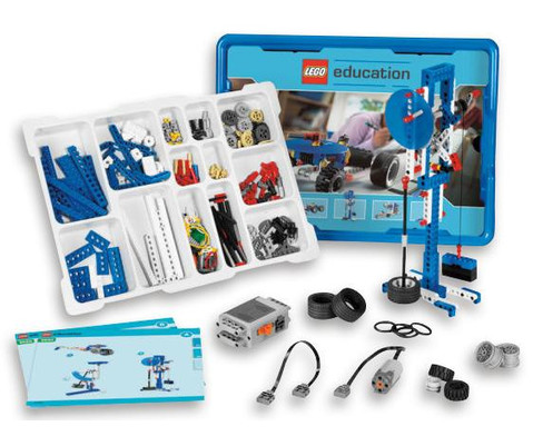 LEGO Education Technik-Bausatz fuer erneuerbare Energien
