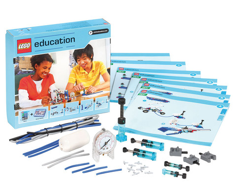 LEGO Education Ergaenzungsset Pneumatik