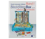 BlockflötenBox - Band I mit CD