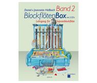 BlockflötenBox - Band II mit CD