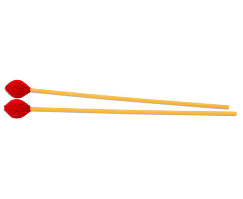 Xylophonschlaegel roter Kopf