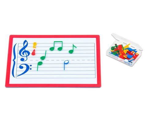 Betzold Musik Magnetische Notentafel