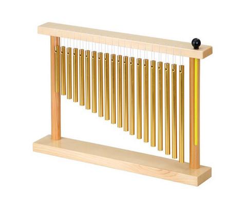 Bar Chime mit Holz-Stativ-1