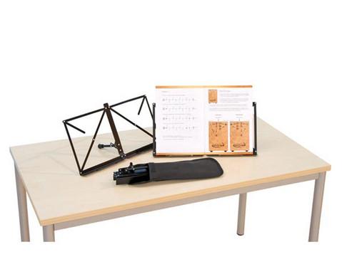 Betzold Musik Set mit 12 Tisch-Notenstaendern