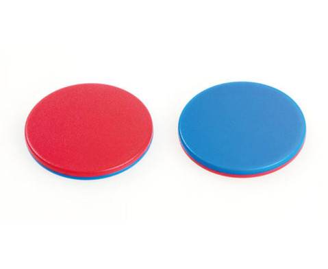 100 Wendeplaettchen rot-blau-2