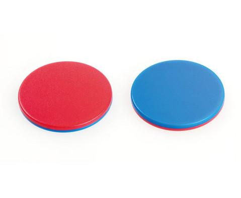 100 Wendeplaettchen rot-blau-1