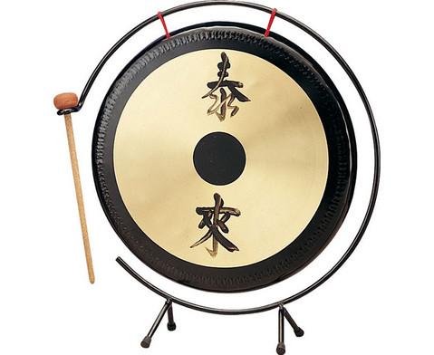 Tisch-Gong mit Metall-Stativ-1