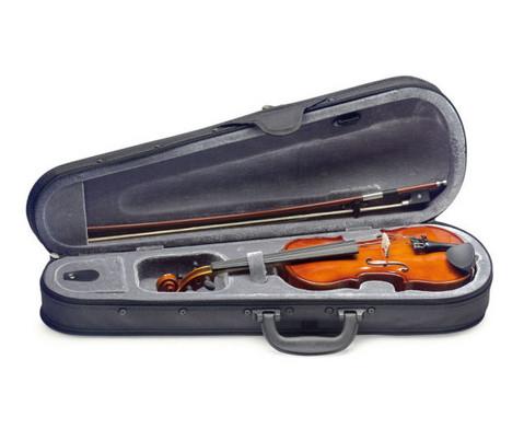 Geige Vollmassiv in 4 Groessen-2