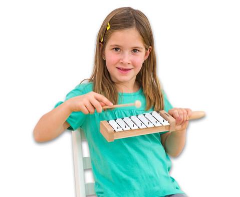 Hand-Glockenspiel diatonisch-2