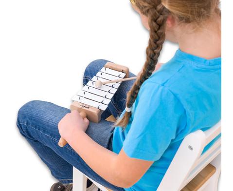 Hand-Glockenspiel diatonisch c3-h3-3