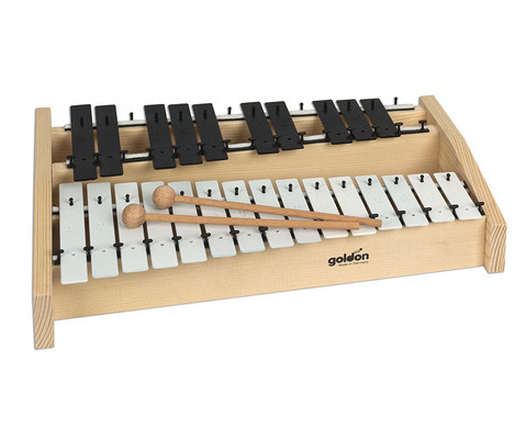 Chromatisches Glockenspiel 2 Oktaven-1