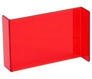 Geometriespiegel, rot