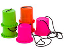 Lauf-Stelzen 3er-Set pink - orange - gruen-1