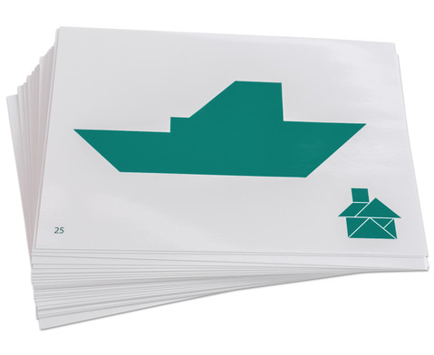 Tangram-Karten
