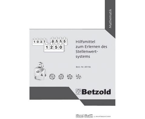 Betzold Dezimal Flips - Handreichung