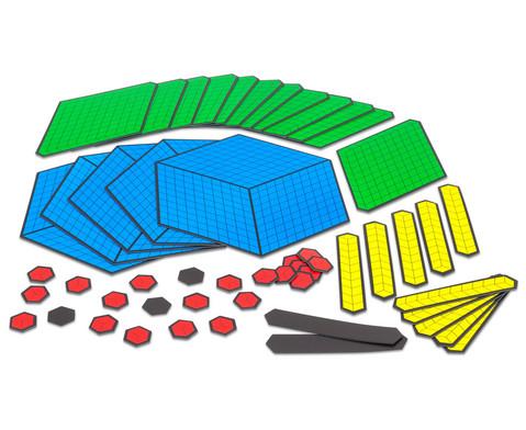 Farbiger Zehnerbasis-Satz