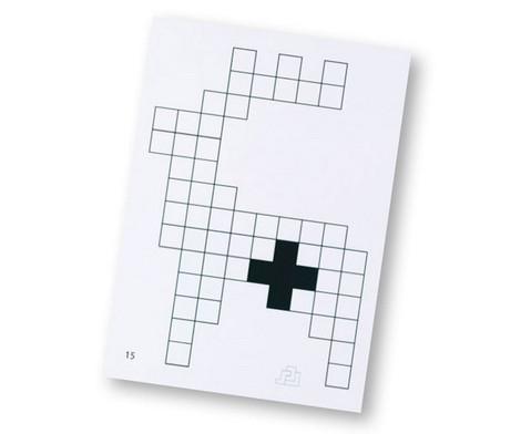 Pentomino-Arbeitskarten Satz 2