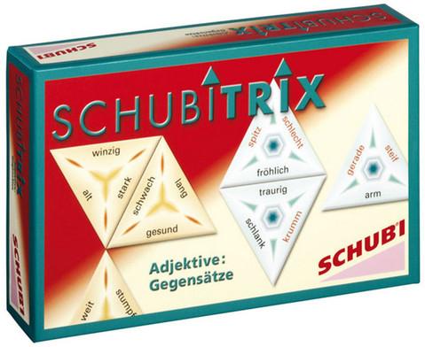 SCHUBITRIX - Adjektive Gegensaetze