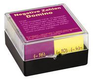 Dominospiele - Negative Zahlen