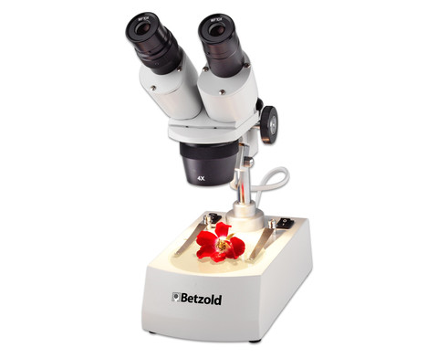 Stereomikroskop ST 0-40R LED netzunabhaengig